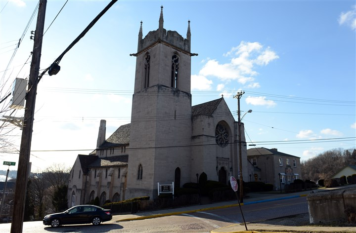 20140323jrParishLocal2-2 St. Helen in East Pittsburgh will close as Holy Cross Parish merges with Good Shepherd Parish in Braddock, effective April 28.