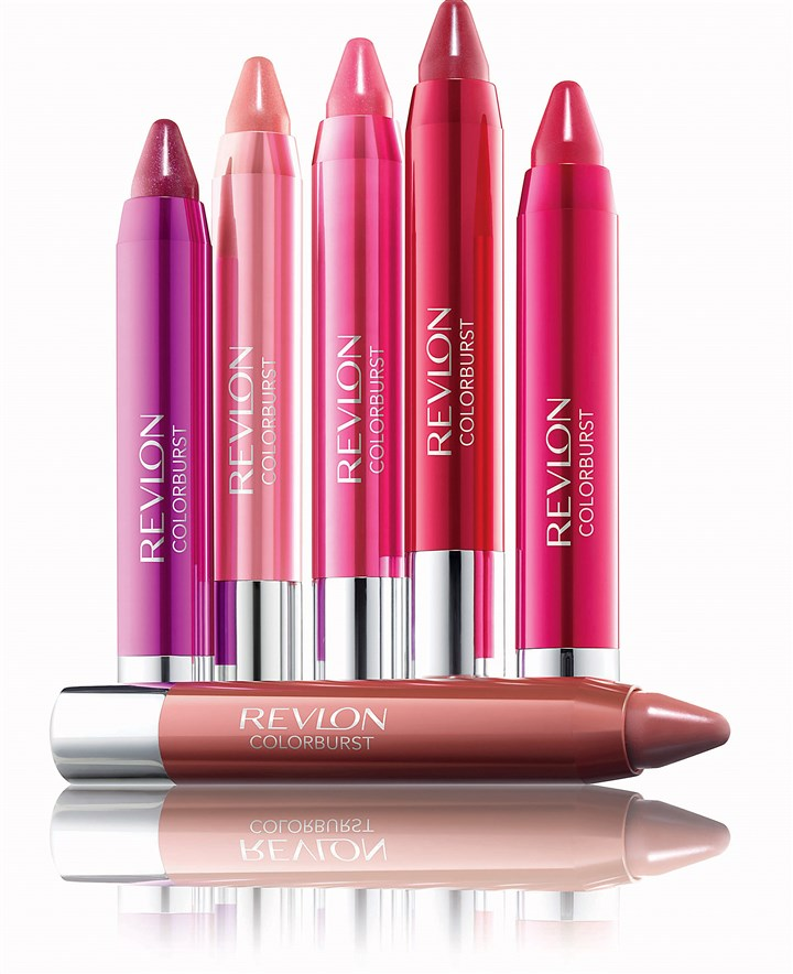 Colorburst lacquer balm and matte collection Berry lip color: Colorburst lacquer balm and matte collection from Revlon.