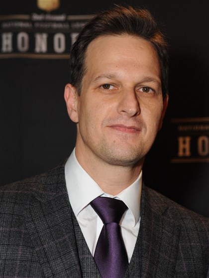 "Josh Charles Josh Charles wanted to leave ""The Good Wife."""