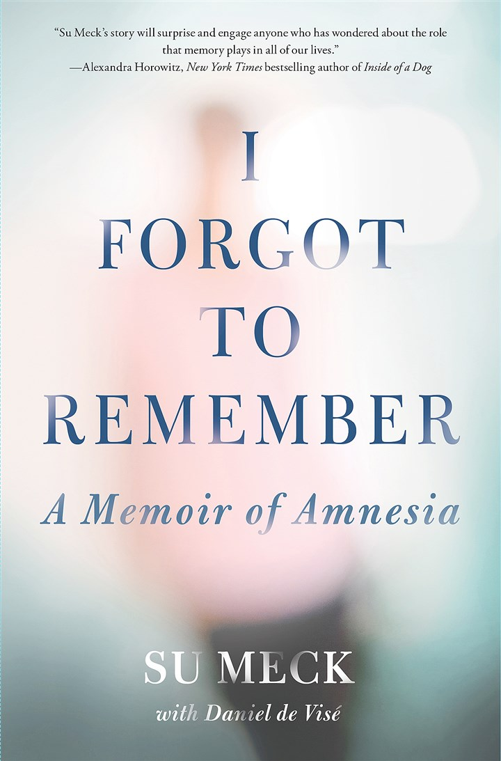 "2014Meck1-1 ""I Forgot to Remember"" by Su Meck."