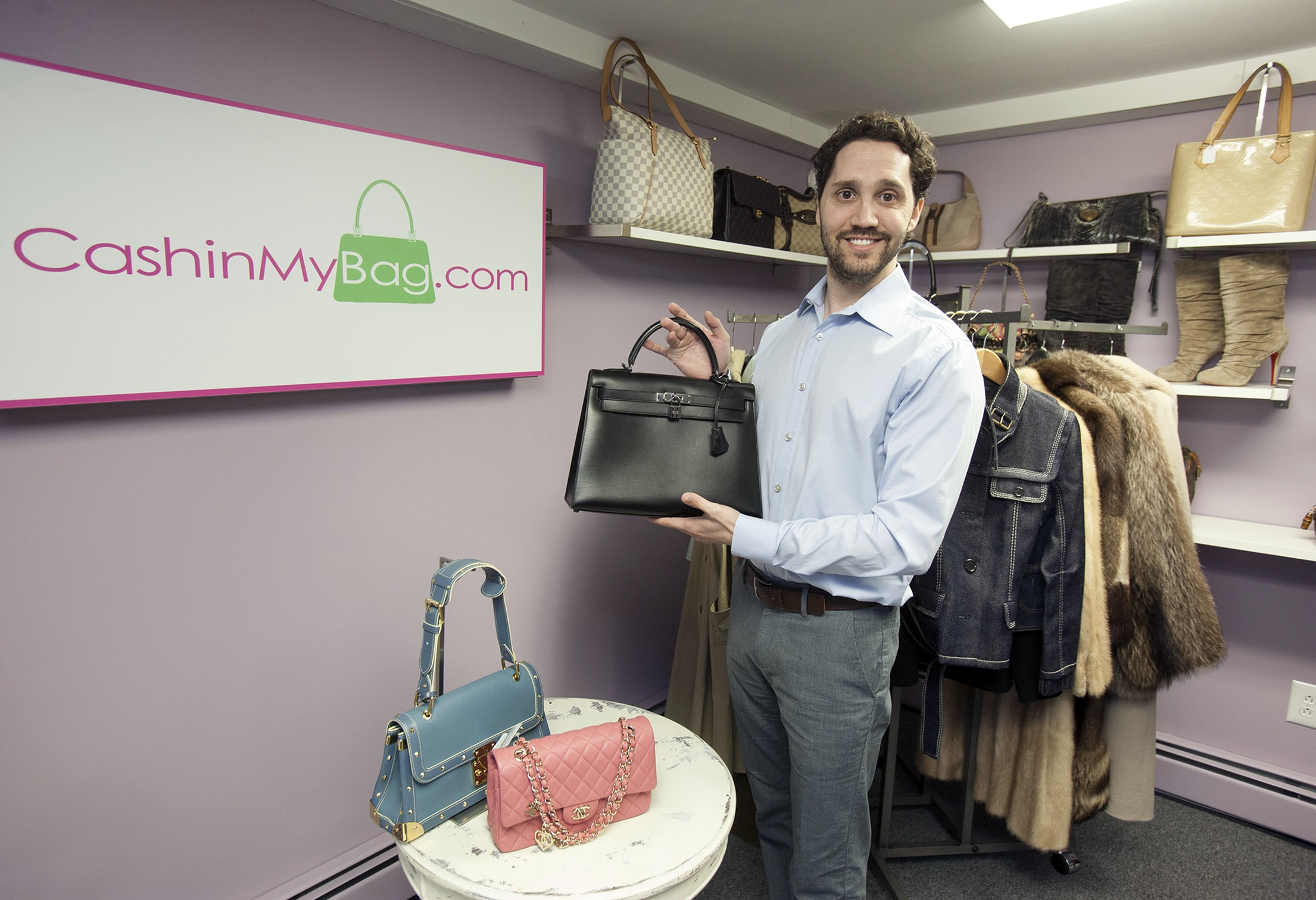 Company finds thriving aftermarket in pricey handbags | Pittsburgh ...