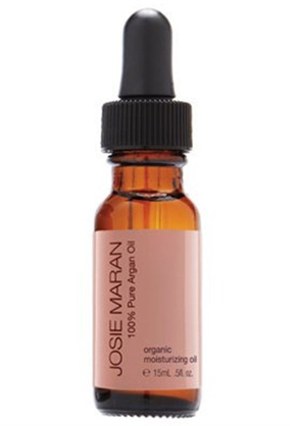 20140325ArganOil Want skin that feels like velvet to the touch? Josie Maran's pure organic Argan oil ($48 for 1.7 fluid ounces; www.josiemarancosmetics.com) is extracted from the nuts of Argan trees in Morocco and is rich in Vitamin E and essential fatty acids that can help reduce the appearance of fine lines and add moisture to the skin. Put a few drops on your fingers and run it through your hair for extra softness and shine. Plus it's suitable for people with sensitive skin conditions such as eczema and rosacea.