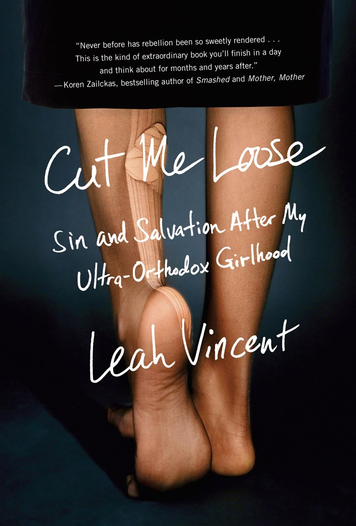 "'Cut Me Loose' by Leah Vincent ""Cut Me Loose"" by Leah Vincent."