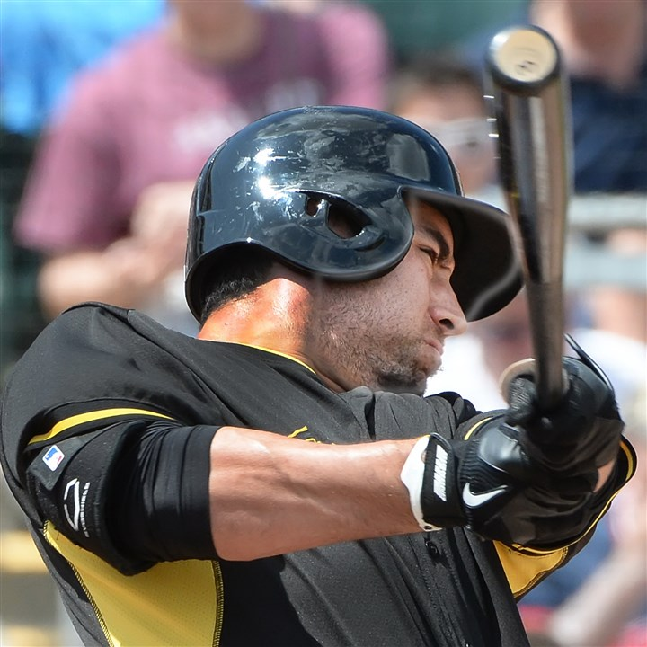lambo0721 Power-hitting outfielder/first baseman Andrew Lambo could find himself back with the Pirates before the end of the season.