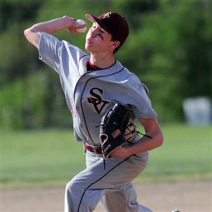 9f000kna.jpg After a breakout sophomore season, right-hander Brandon Donovan returns to anchor the Steel Valley pitching staff.