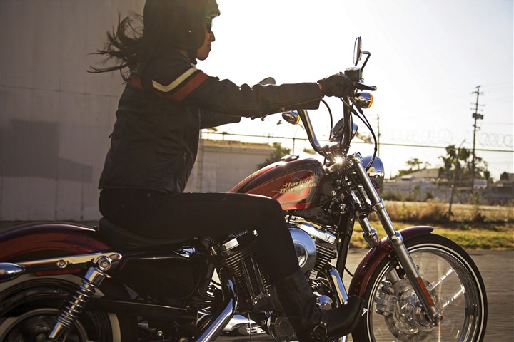 Female Motorcyclists Increasing According to the Motorcycle Industry Council, female motorcycle ridership is growing ever year.