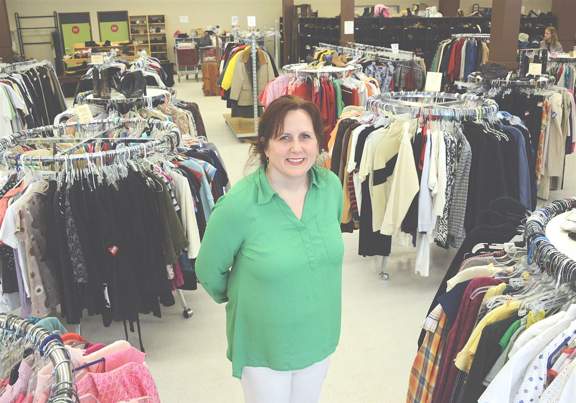 5068117de Shoppes at Northway resale shop raises funds to fight human trafficking. |  Pittsburgh Post-Gazette