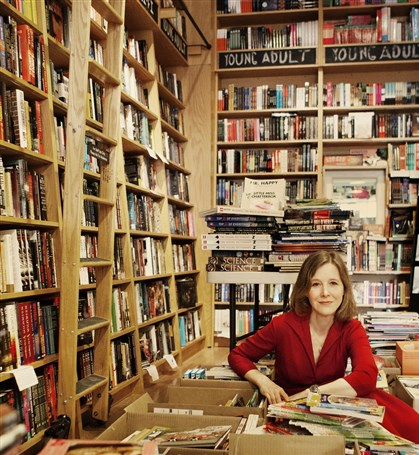 Author Ann Patchett Author Ann Patchett is the co-owner of Parnassus Books, an independent shop in Nashville, Tenn.
