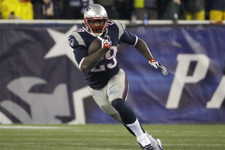 Colts Patriots Football New England Patriots running back LeGarrette Blount has agreed to a contract with the Steelers. He will be a backup to starter Le'Veon Bell.