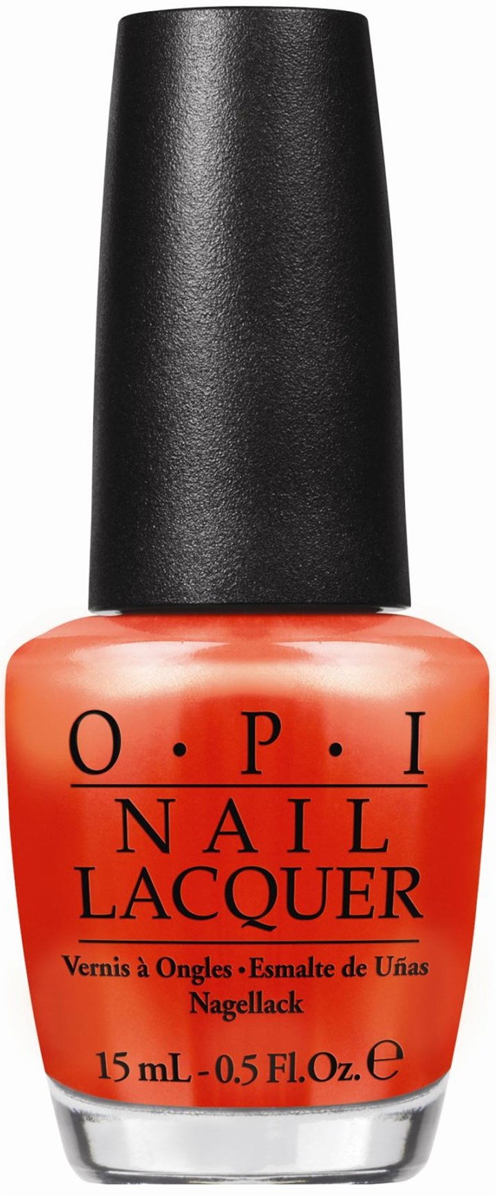 Orange You Going to the Game? by OPI Orange You Going to the Game nail polish from MLB Collection by OPI, $9.00.