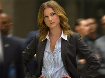 "Captain America The Winter Soldier Emily VanCamp is Agent 13 in ""Captain America: The Winter Soldier."""