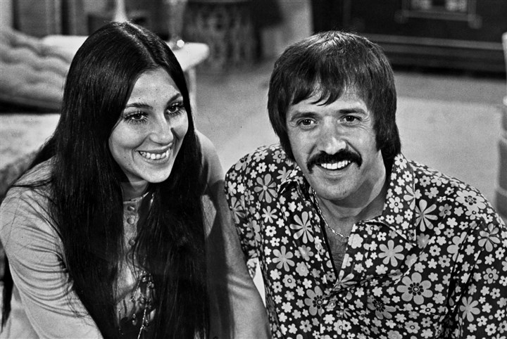 cher_11-2 In 1971 with then husband Sonny Bono.