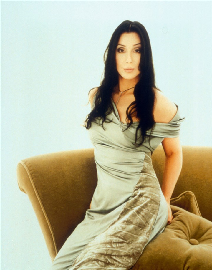 cher_12-3 Cher in a 1999 Warner Bros. publicity photo.