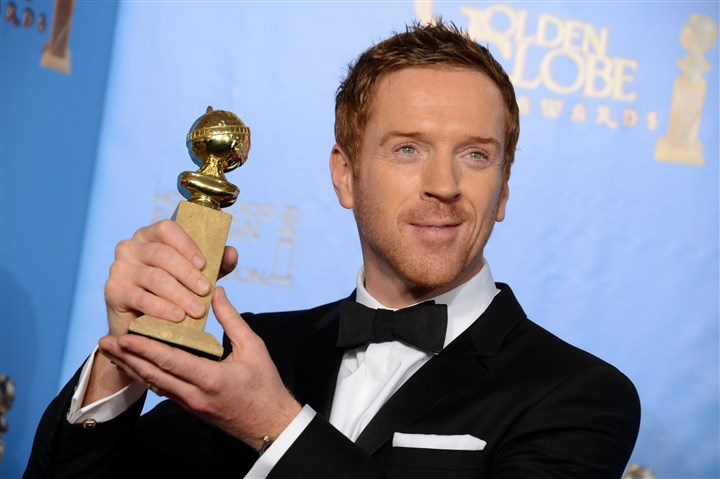 "Damian Lewis Damian Lewis won an Emmy for outstanding lead actor in a drama series for ""Homeland"" in 2012, but his character, Nicholas Brody, has been killed off for good."