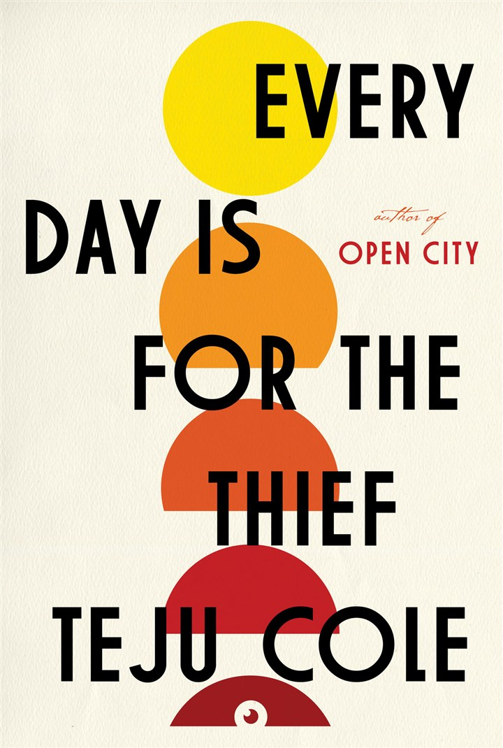 "Cole1 ""Every Day Is for the Thief"" by Teju Cole."
