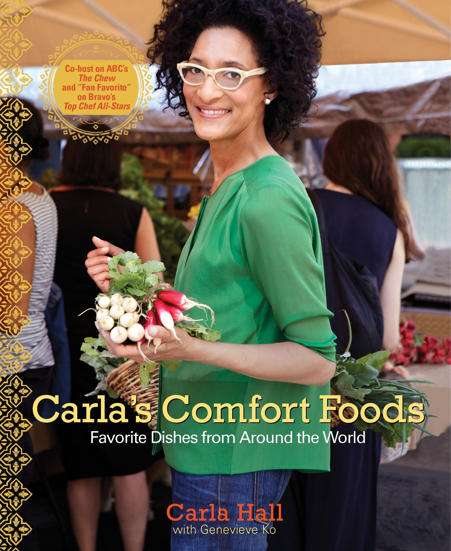 Carla Hall Brings Comfort Food To Pittsburgh