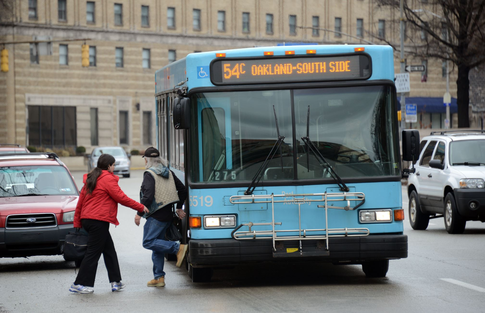 More bus routes added to allegheny county 39 s real time tracking system pittsburgh post gazette - Port authority pittsburgh ...