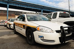 According to the city police's annual report, 676 vehicles were reported stolen in the city in 2013, up from 628 in 2012