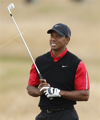 masters22 Tiger Woods will miss the Masters for the first time in his career after having back surgery.