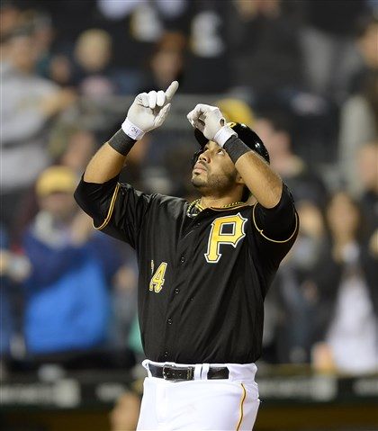 Alvarez, Pirates thump Cardinals, 12-2