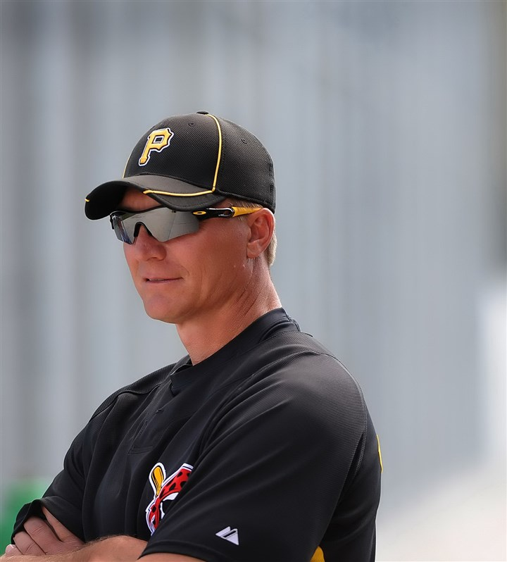 Bench coach Jeff Banister Bench coach Jeff Banister will serve as liaison between Clint Hurdle and video coordinator Kevin Roach when the Pirates are debating whether to challenge a call.