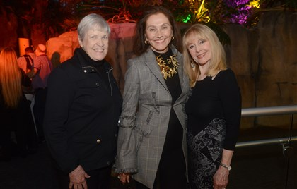 FEA Diane Greco, Judy Linaburgh and Joyce Oesterling.