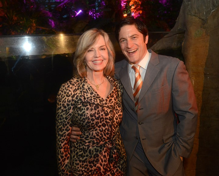 fashion for the wild Sally Wiggin and David Conrad.