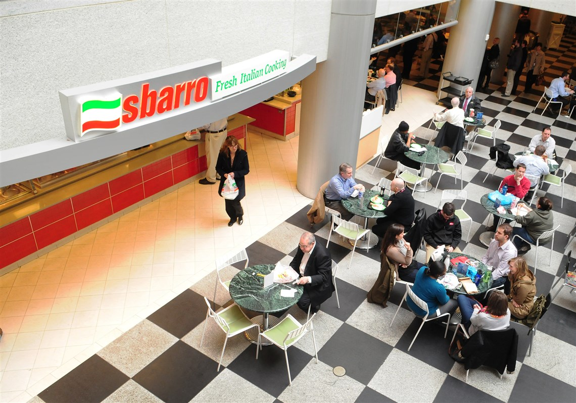 at ppg place food court dining options are dwindling pittsburgh