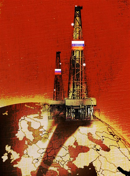Fear of Russia, fear of fracking