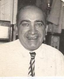 20140404hoWeinsteindfood-1 Sam Weinstein in 1950.