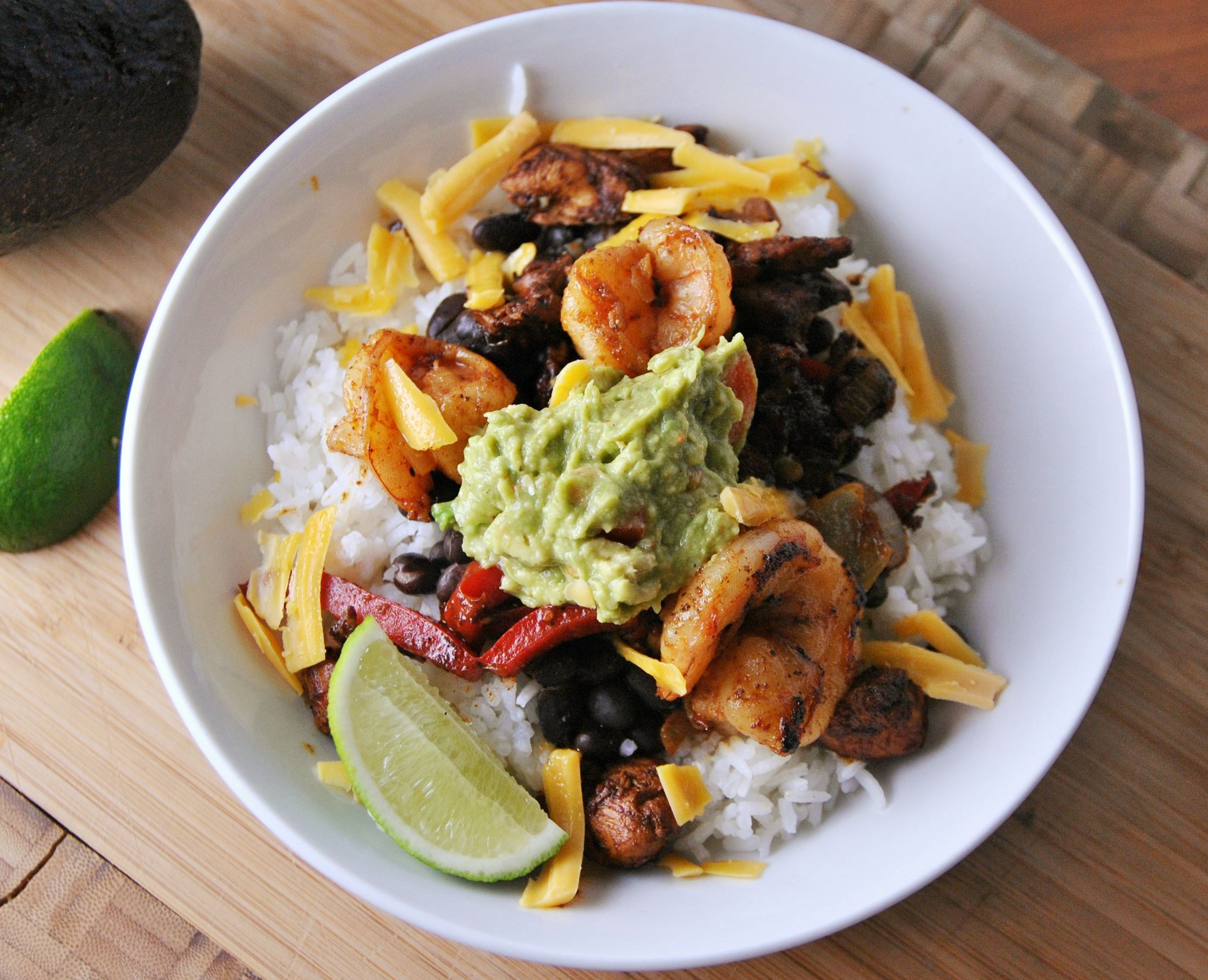 mexican rice the mexican bowl chicken mexican rice bowl cha cha bowl ...