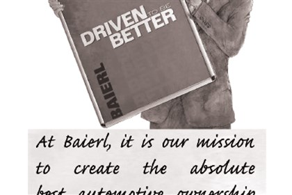 Baierl Automotive Driven to be Better