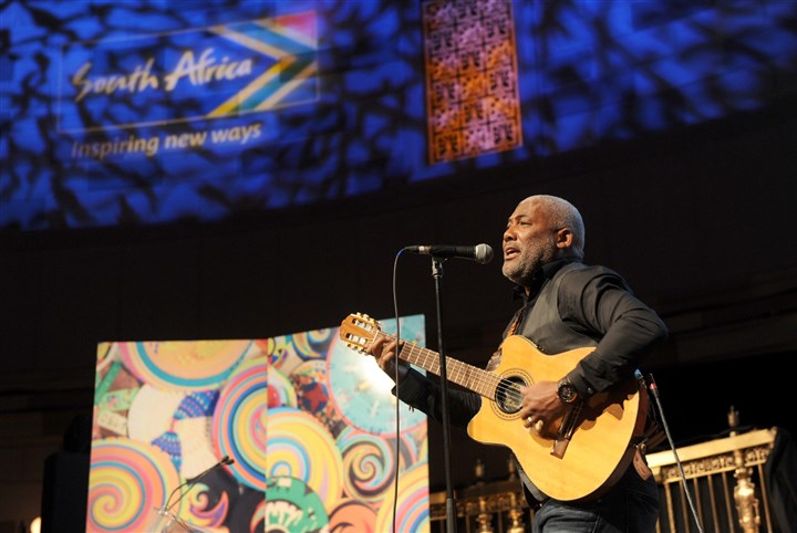 20140410HOButler2-2 Grammy-nominated South African musician Jonathan Butler.