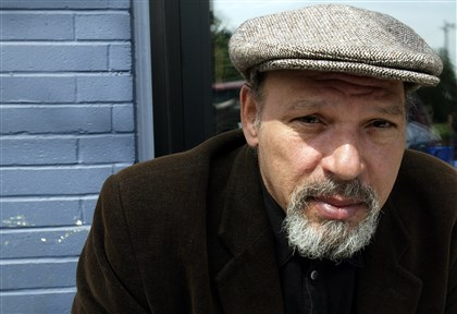 Pulitzer Prize-winning playwright August Wilson August Wilson: a talent honed by books