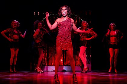 "Porter in ""Kinky Boots"" Billy Porter in his Tony-award winning role as Lola in ""Kinky Boots."""