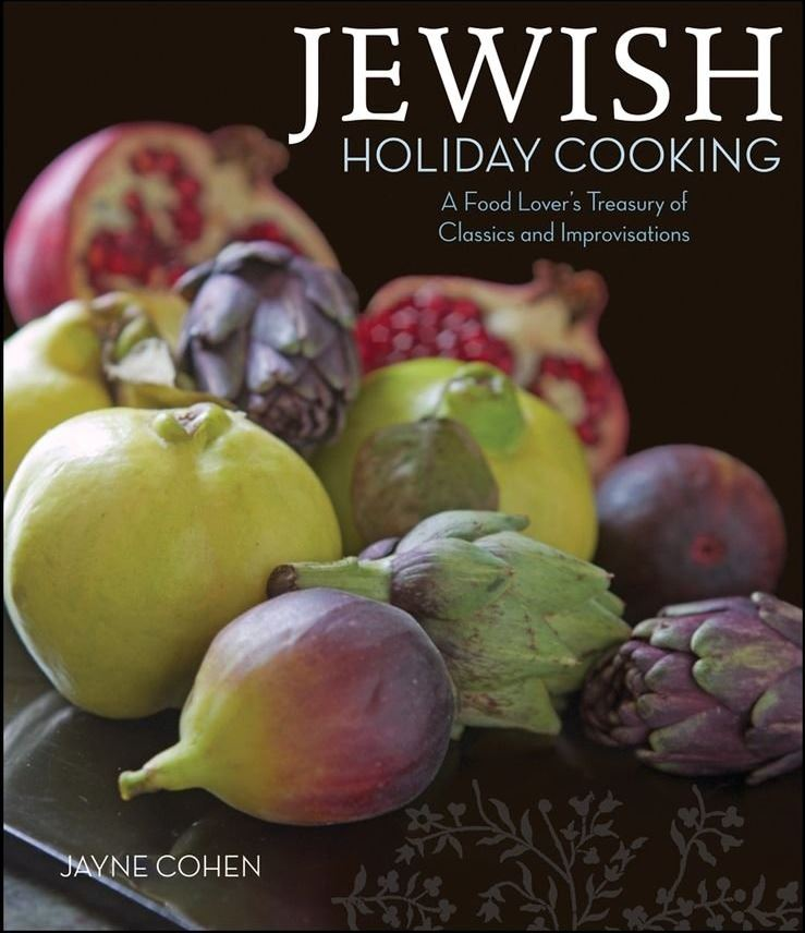 "Jewish Holiday Cooking ""Jewish Holiday Cooking"" by Jayne Cohen"