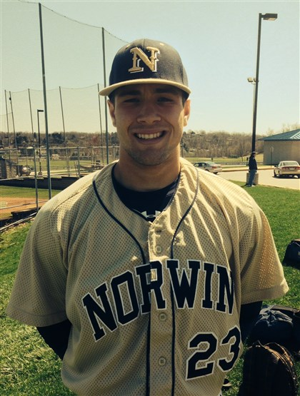 HS Athlete2 J.J. Mativejic of Norwin High School.