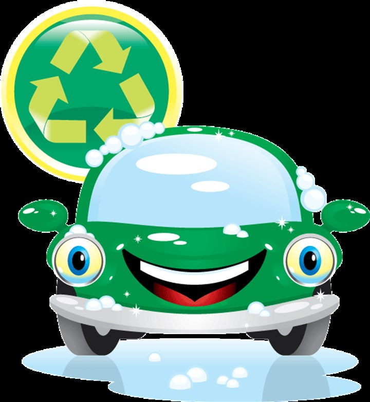Custom Car Air Fresheners - Magazine cover