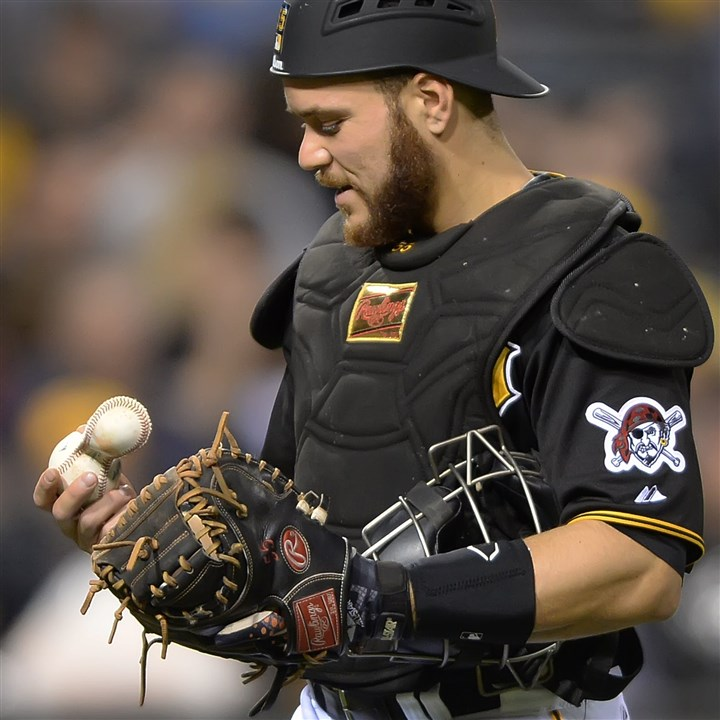 martin0518 Pirates catcher Russell Martin said he believes he is just about ready to come off the disabled list.