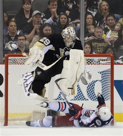 Ron Cook: Pressure in series now shifts to Penguins' Fleury