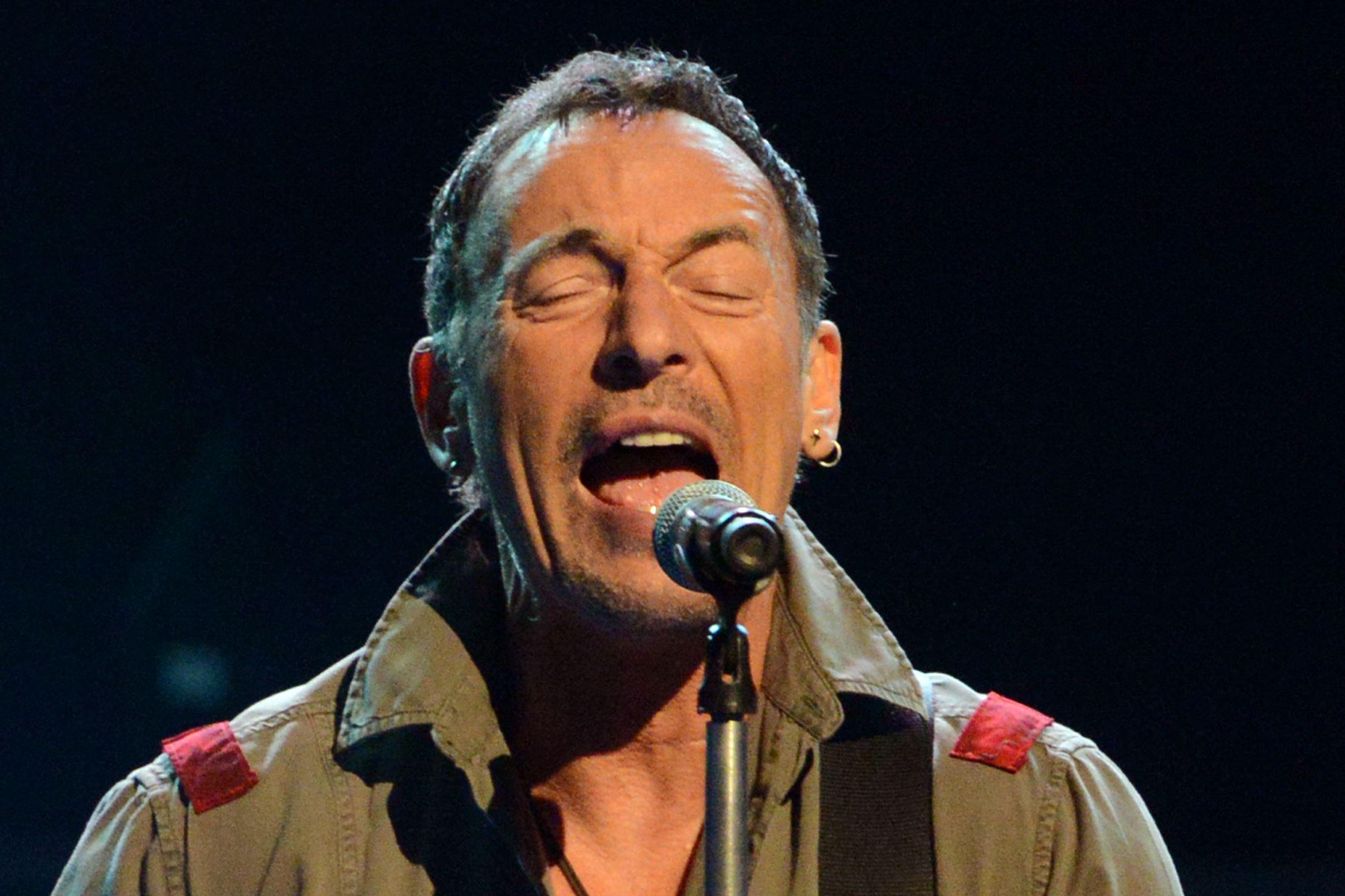 Rumors Springsteen Tour