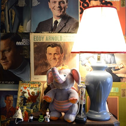 Daniel Pillis' house in Lawrenceville Daniel Pillis brought everything from his grandmother's New Jersey household to create an art installation out of his home in Lawrenceville.