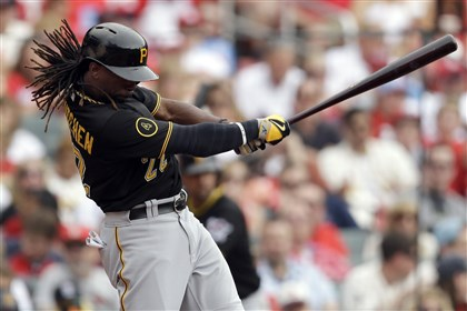 20140426bucgamerearly The Pirates' Andrew McCutchen is expected to be placed on the 15-day disabled list.