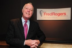 Bill Isler, president of the Fred Rogers Co., has held the Pittsburgh Public Schools board District 4 seat since 1999.