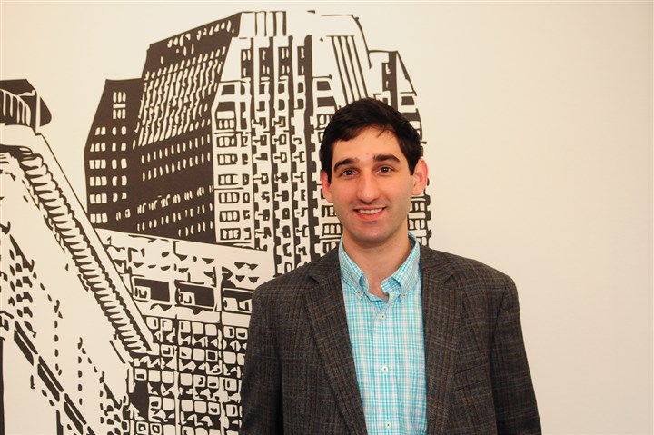 Acrinta CEO Ashton Thomas  Acrinta CEO Ashton Thomas believes Pittsburgh investors are still very conservative when it comes to writing a check.