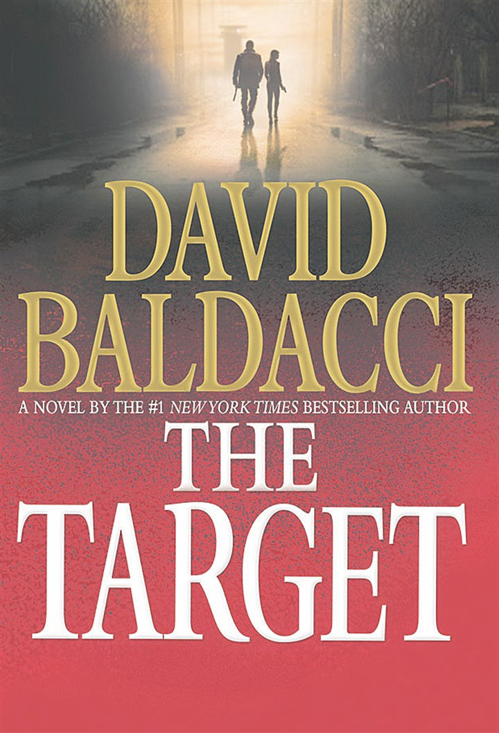 "Baldacci1-1  ""The Target,"" by David Baldacci."