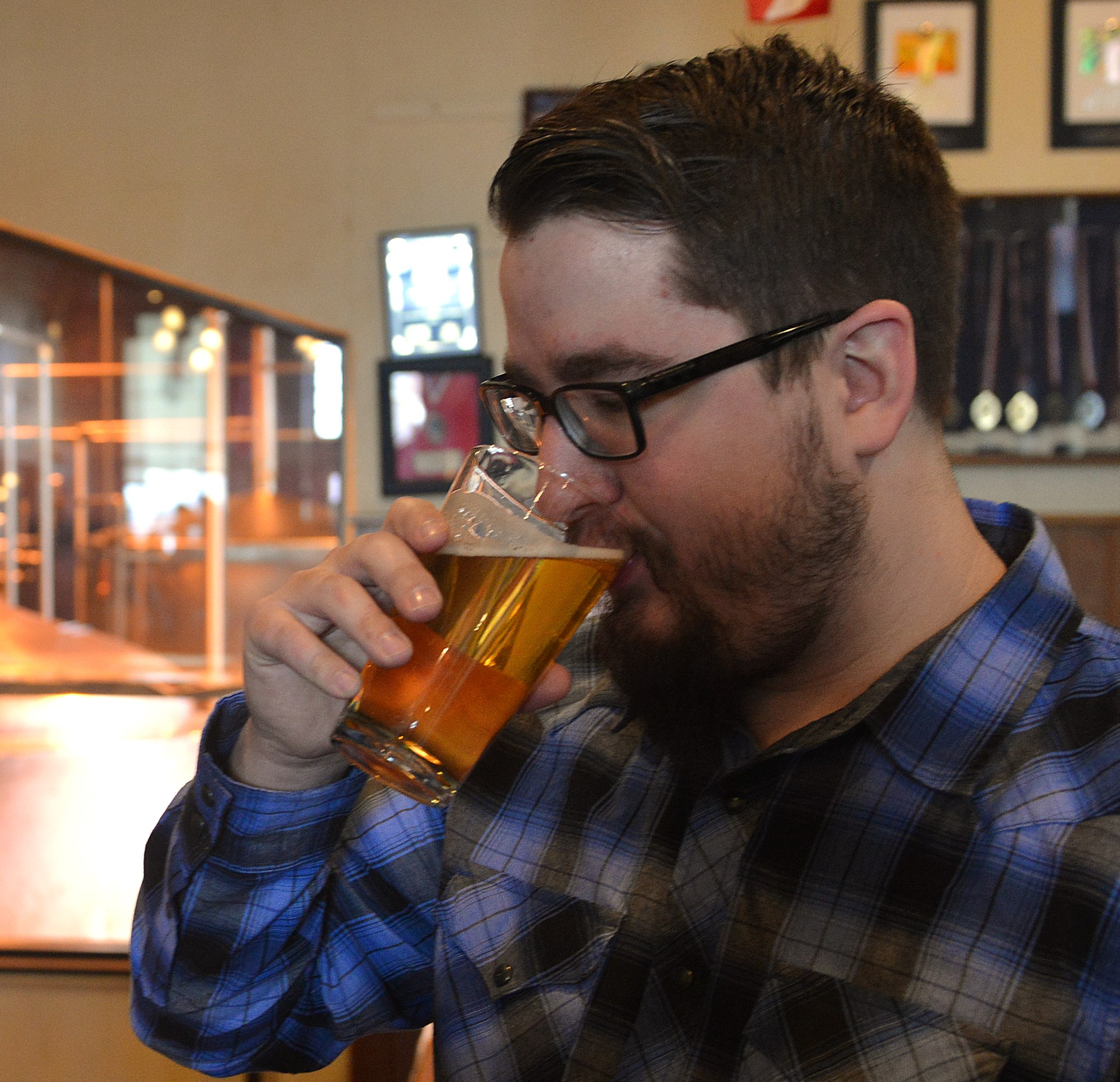 Beer: Hitching His Dream To A New Brewpub