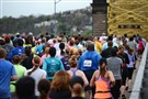 A view of the 2014 Pittsburgh Marathon participants.