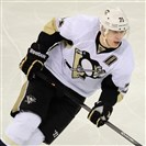 The Penguins' Evgeni Malkin skates up ice in May against the Rangers in New York.