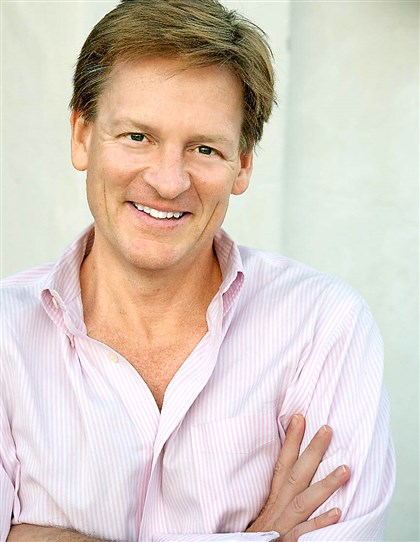 "20140511Lewis2-1 Michael Lewis, author of ""Flash Boys."""